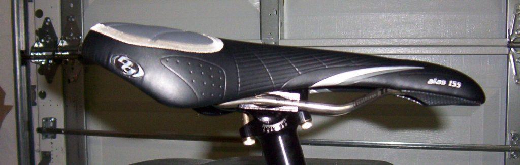 bent seat rails